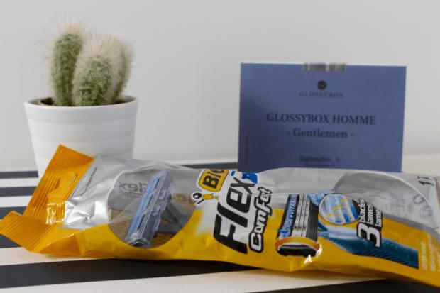 Glossybox Homme rasoir_mademoiselle-e