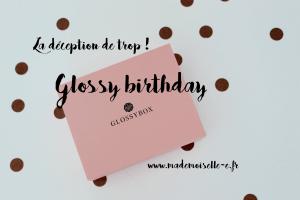 glossy birthday presentation_mademoiselle-e