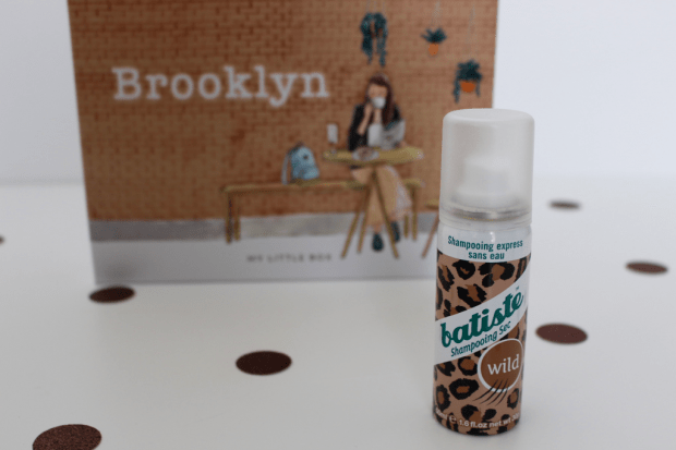 Little Brooklyn Box Mademoiselle E - batiste