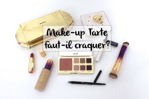 make-up Tarte presentation mademoiselle e