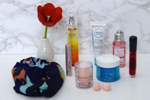 box beauté printemps concours mademoiselle-e