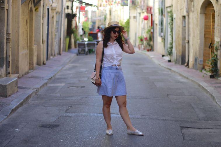 jupe rayée 19 mademoiselle-e