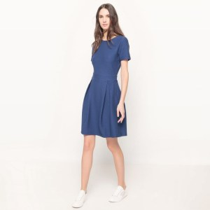 Robe bleue Mademoiselle r