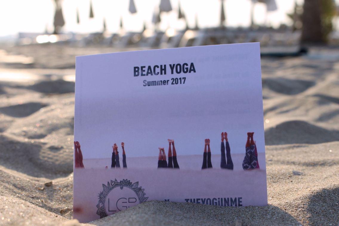 Grand Plage Boheme yoga mademoiselle e