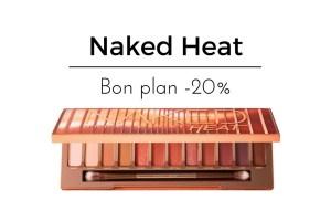 naked heat presentation code promo sephora mademoiselle-e