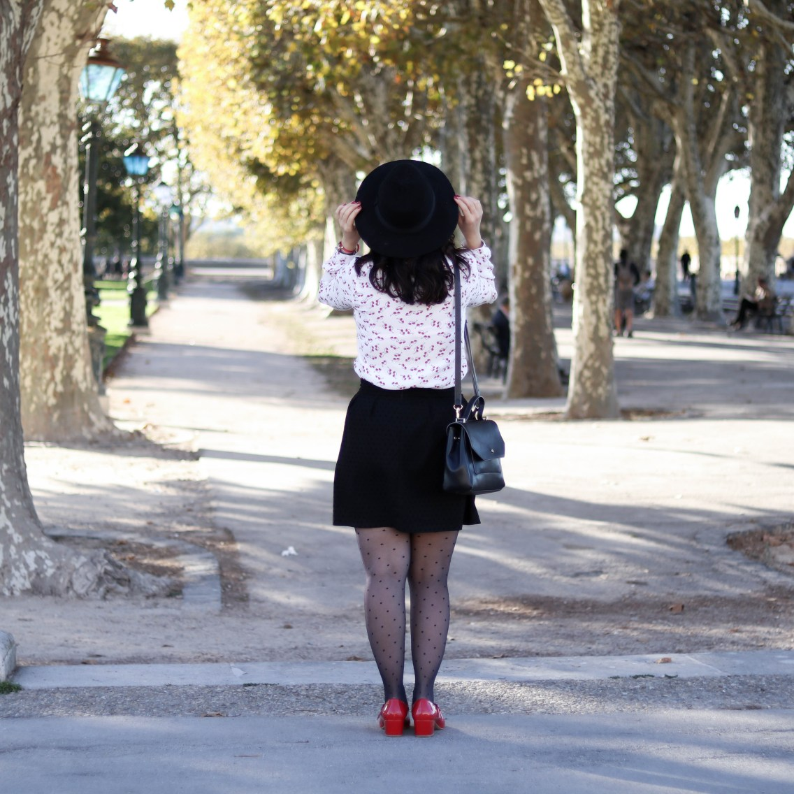 Trench rouge tendance 10 mademoiselle-e