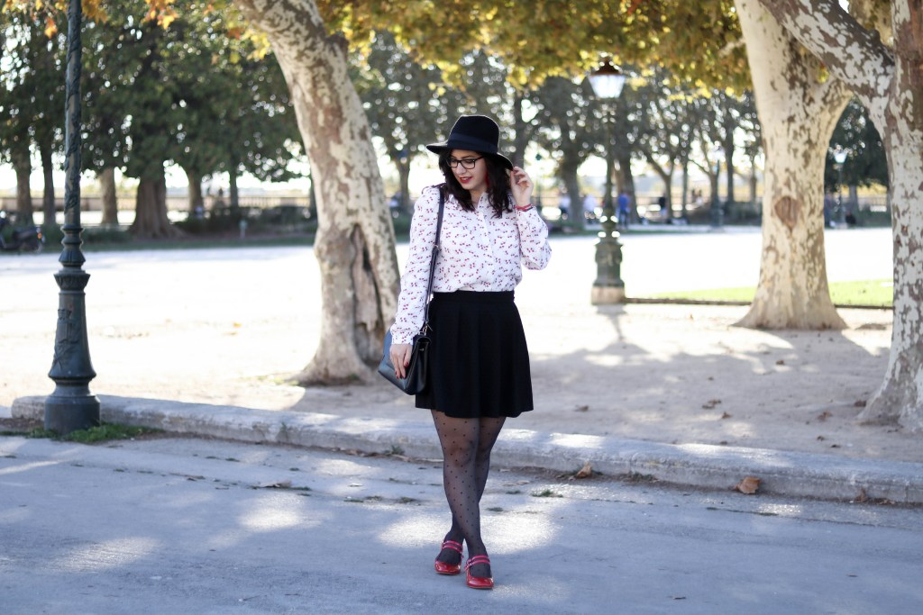 Trench rouge tendance 17 mademoiselle-e