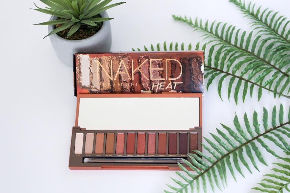 Naked Heat palette 1 mademoiselle-e