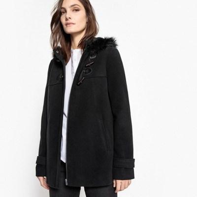 Duffle-coat à capuche