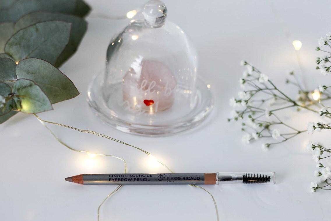 Dr Pierre Ricaud sublimer regard crayon sourcil mademoiselle e