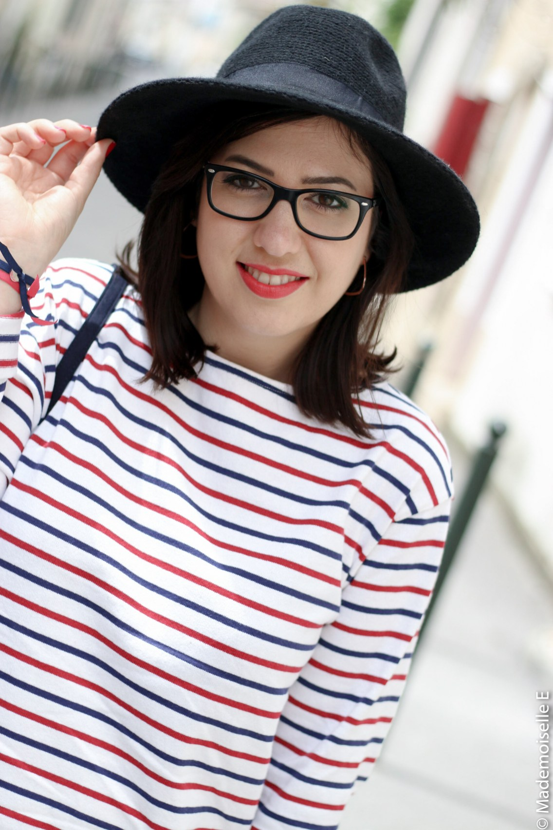 marinière femme look 8 mademoiselle-e