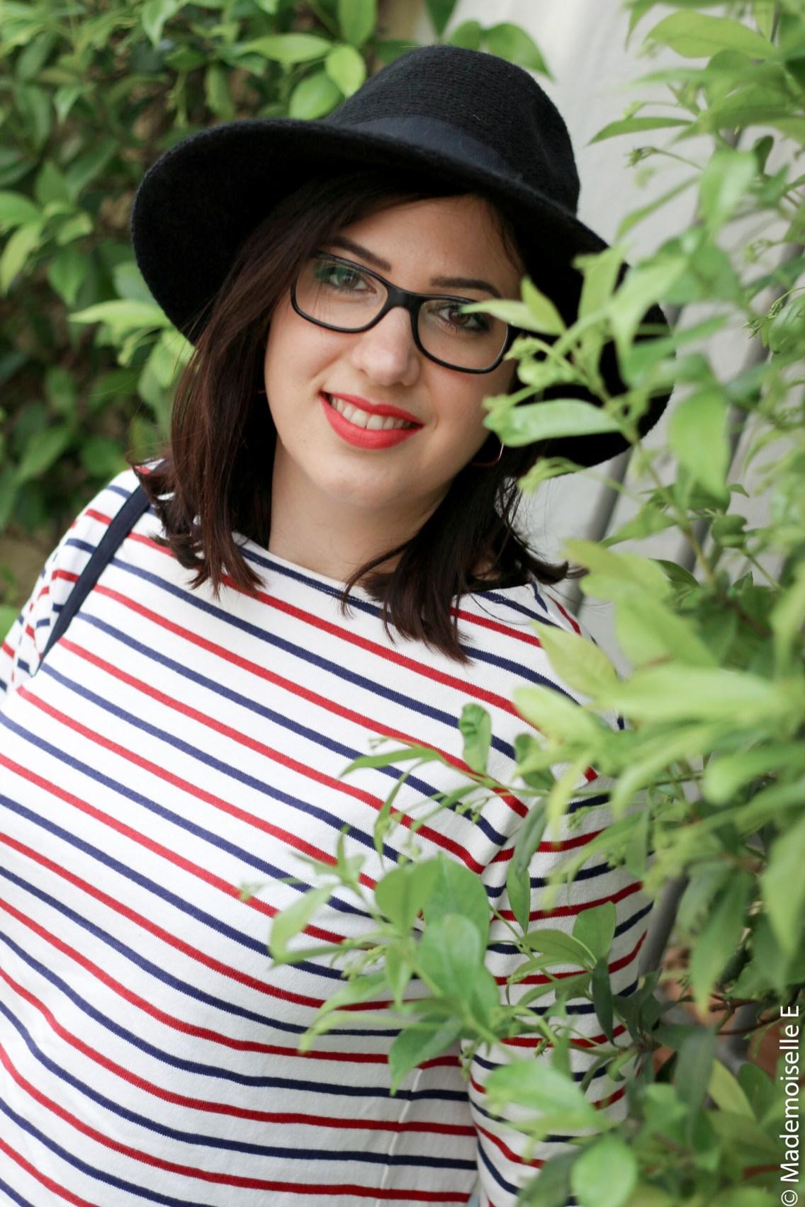 marinière femme look 10 mademoiselle-e