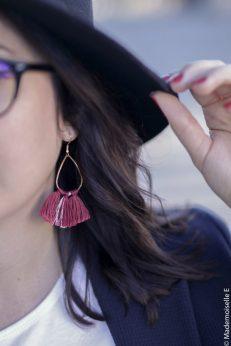 Idées cadeaux créateurs bijoux sans fin mademoiselle-e