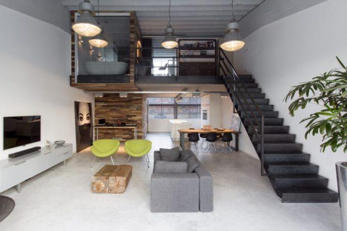 Décoration-loft-inspiration-salon-1-mademoiselle-e