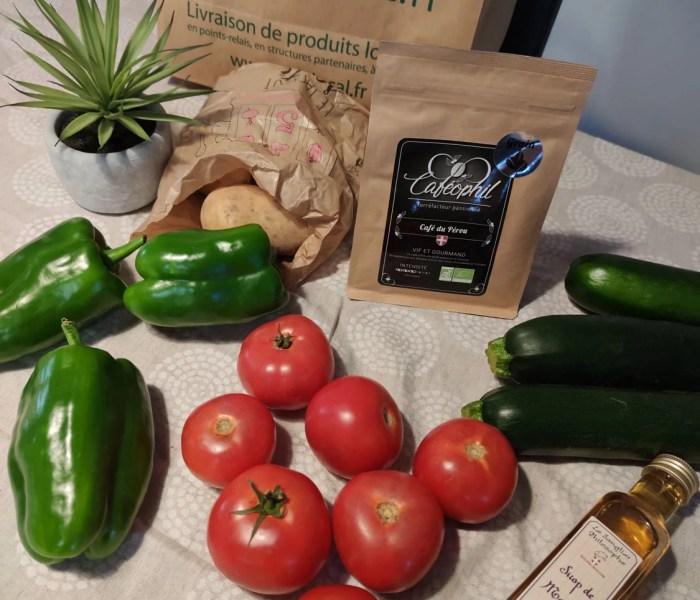 Regalocal : livraison de produits locaux & bio à Annecy