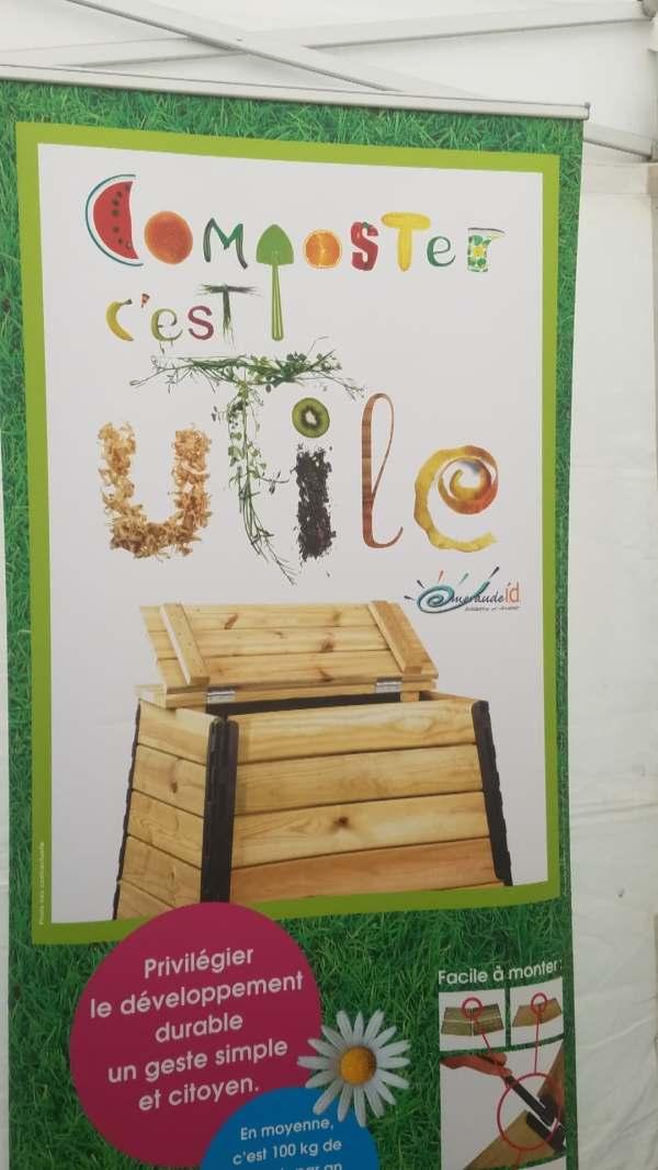 compostage pour réduire impact environnemental