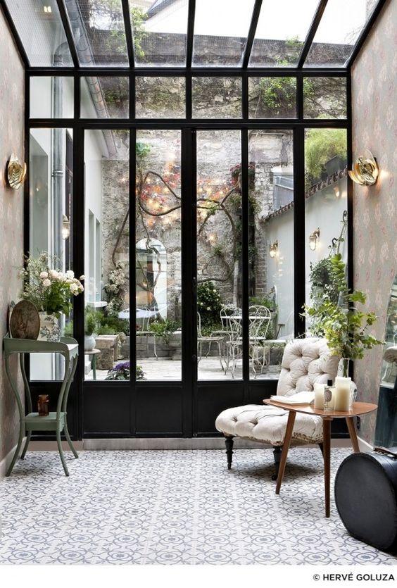 Inspirations Pour Amenager Un Patio Mon Jardin D Interieur Www