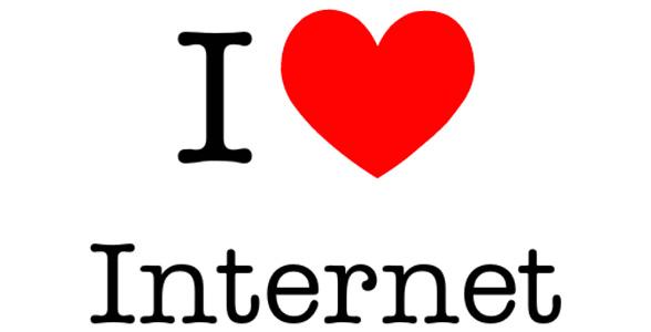 i love internet
