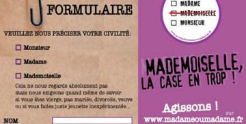debat mademoiselle madame