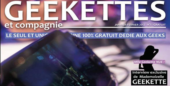 Mademoizelle Geekette NUE