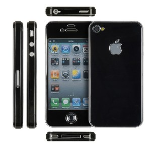 housse iphone alu