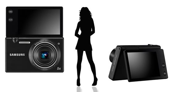 [Test produit] Le Samsung MV800, le compact à l'écran pivotant