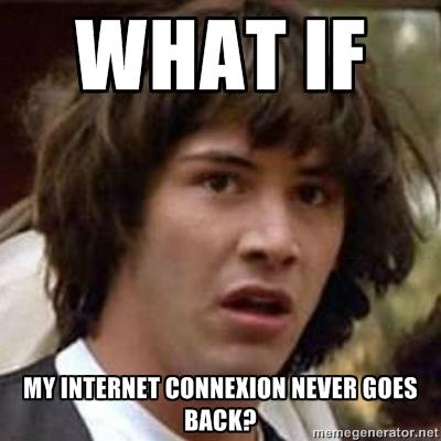 keanu reaves internet connexion