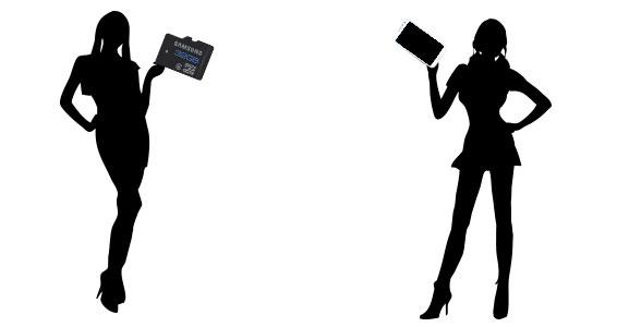 [Test produit] Les microSD by Samsung