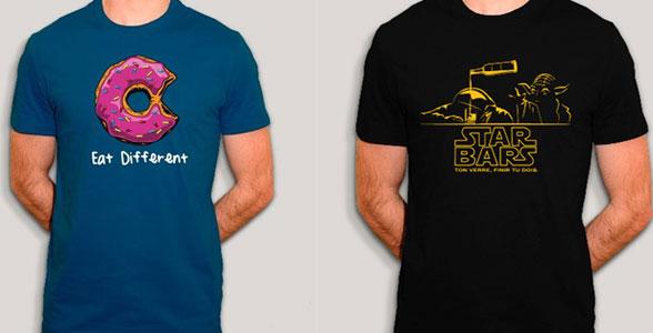 [Concours] Des t-shirts geek à gagner, pour le cheek