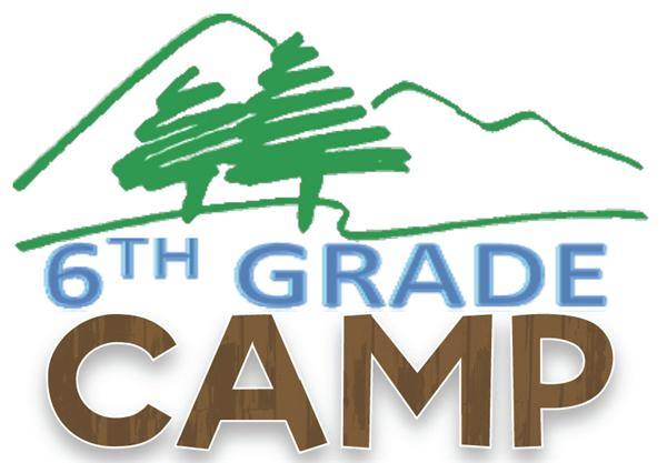 Image result for 6th grade camp clipart