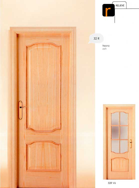 Puerta Modelo 32