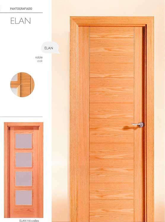 Puerta Modelo Elan