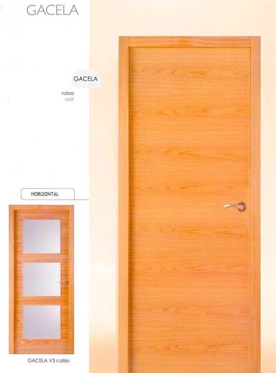 Puerta Modelo Gacela