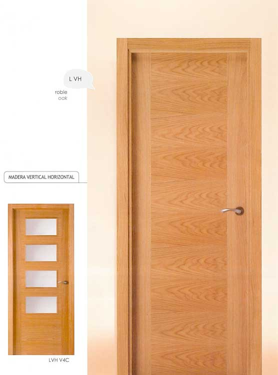 Puerta Modelo LVH