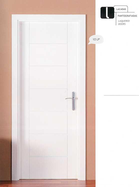Puerta Lacada Modelo 10LP
