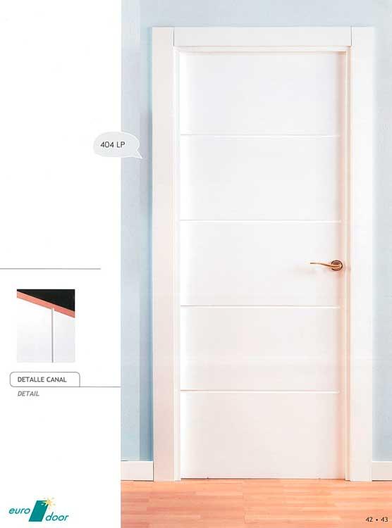 Puerta Lacada Modelo 404LP