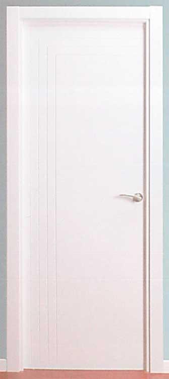 Puerta Lacada Modelo 604 LP