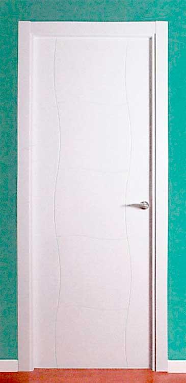 Puerta Lacada Modelo ONDA LP