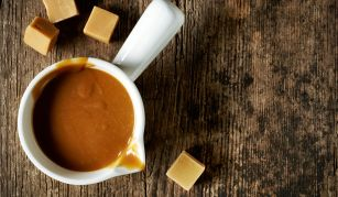 Caramel Coffee Sauce
