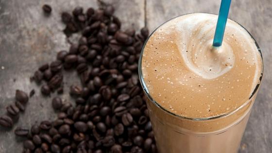 Vanilla Cold Brew Coffee Protein Shake
