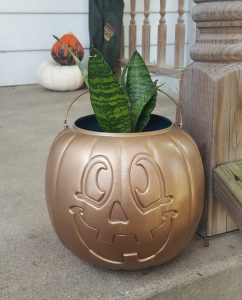 Farmhouse Pumpkin DIY