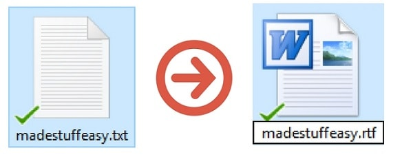 how to change your file extension