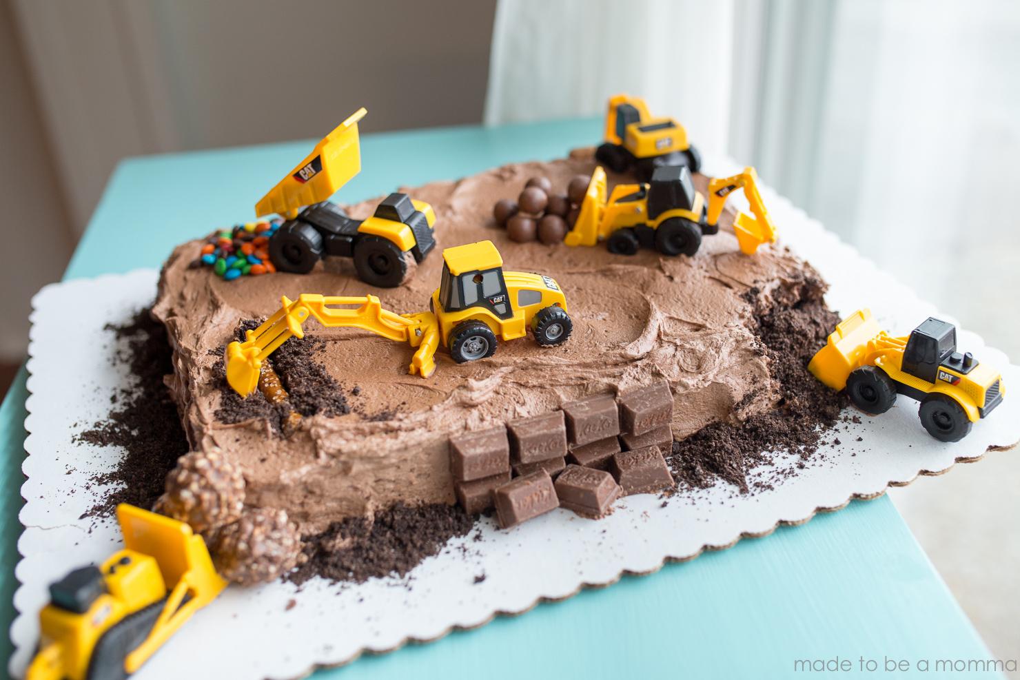 Easy Cake Decorating Ideas For Boys