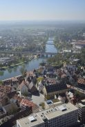 Ulm von oben