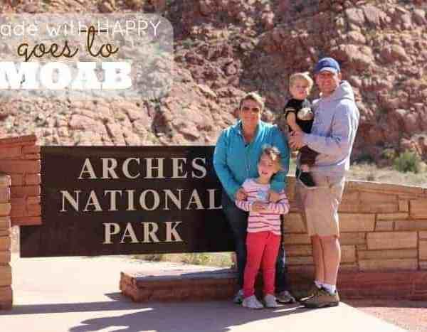 Family Adventure Moab {Part 2}