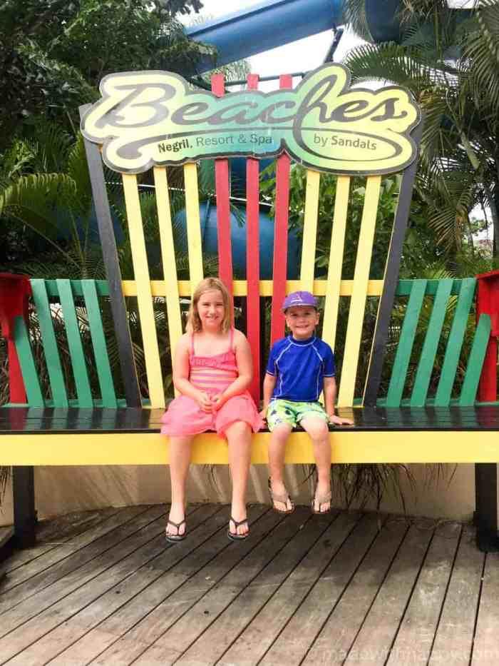 Visiting Beaches Negril Jamaica as a Kid
