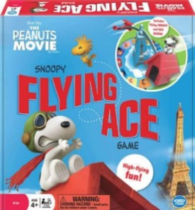Flying-Ace New Board Games 2015 | Fun New Games of 2015 | Toys 2015 | Star Wars, Disney Imagicademy, The Good Dinosaur and Charlie Browns