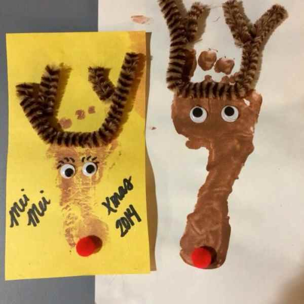 Quick Christmas Kid's Projects
