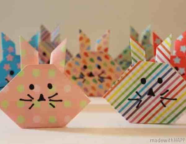 Bunny Origami