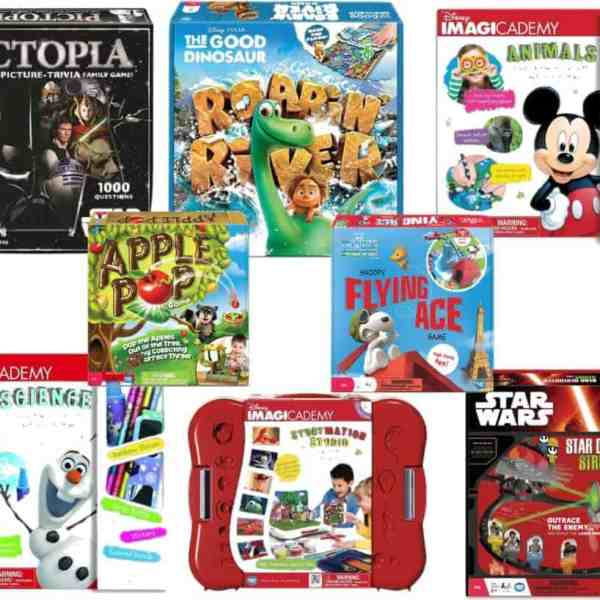 HAPPIEST New (Family) Games of 2015